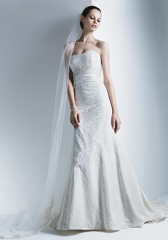 Wedding Dress Alteration | Petite Republic
