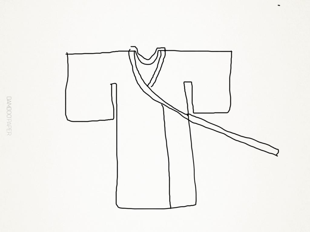 Rayon Kimono Robe And A Howto Petite Republic